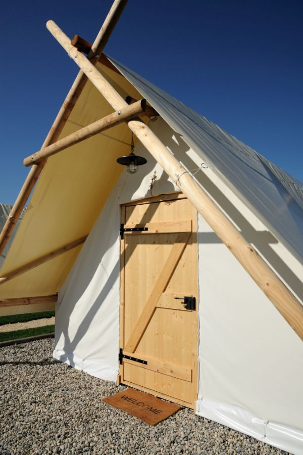 Les Cabanes Lodges de Suzel